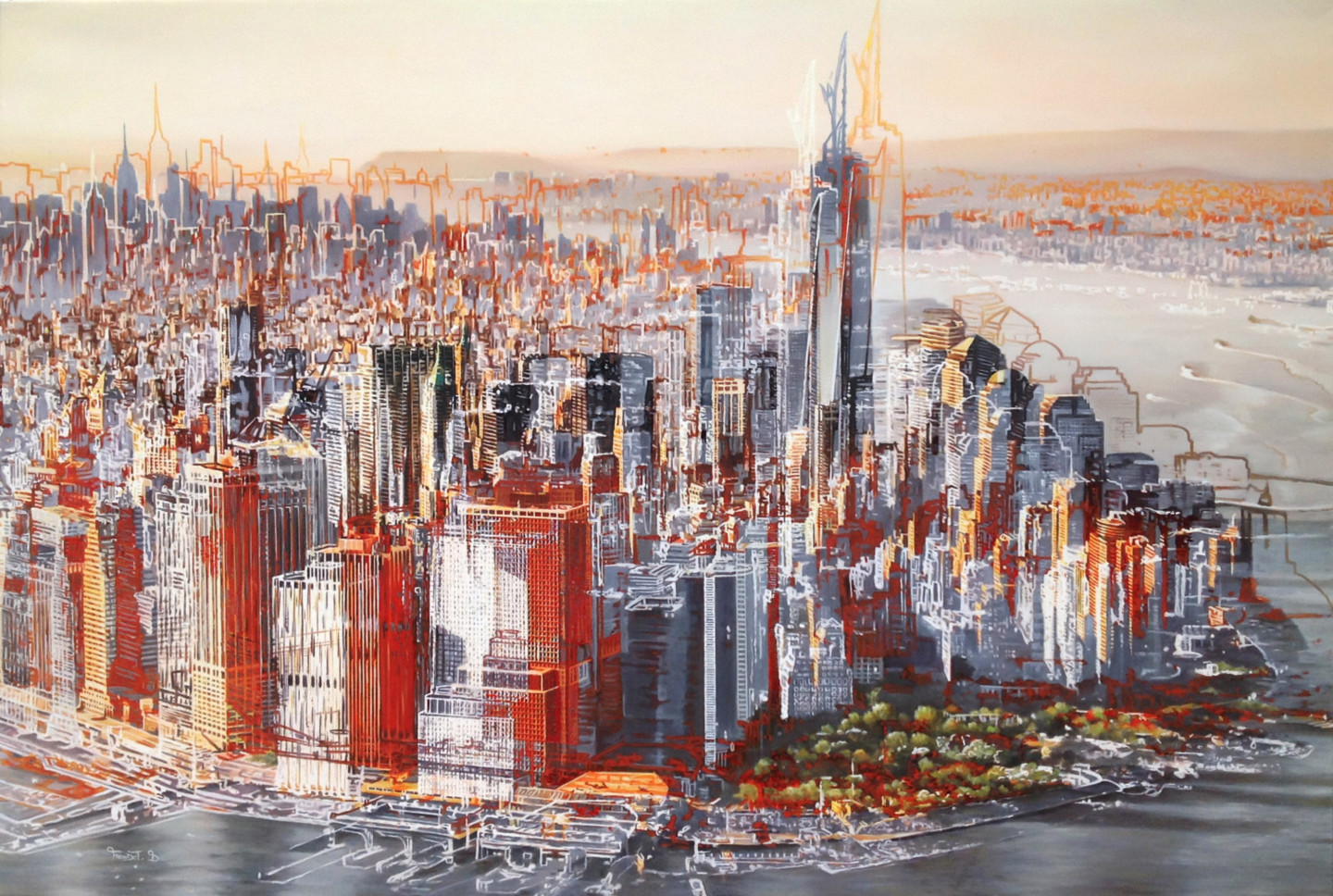 Bruno Mondot - Lower Manhattan.jpg