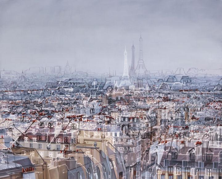 Bruno Mondot - Paris et sa dame de fer.jpg